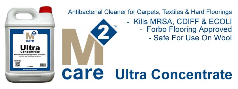 M2 Ultra Concentrate - Marmoleum Cleaner