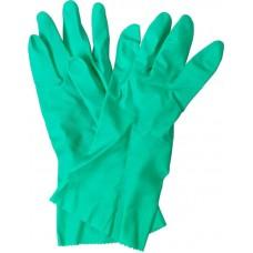 Green Nitrile Gloves