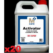 M2 Activator 20 x 5L (100 Litres)