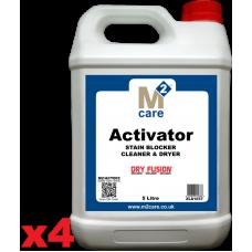 M2 Activator 4 x 5L (20 Litres)