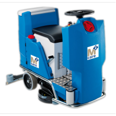M2 SD66 BM70 - 70L Automatic Ride-On Scrubber Dryer