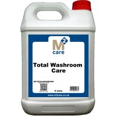 M2 Total Washroom 5L Concentrate