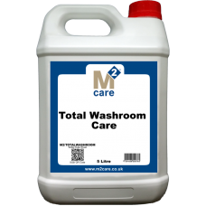 M2 Care Total Washroom Cleaner Concentrate 5L
