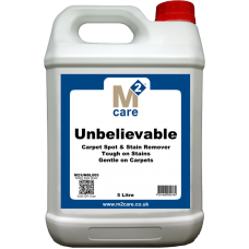 M2 Care Unbelievable Carpet Spotter 5L