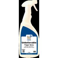 M2 Care Unbelievable Carpet Spotter Trigger Spray 1L