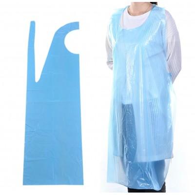 M2 Blue Disposable Apron 120 gm 500 Per Box