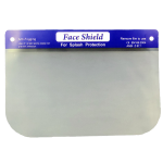 Face Shield - Anti-Fogging - Pack of 10