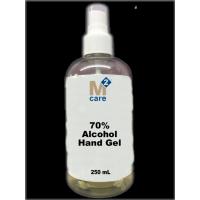 M2 Care 72% Alcohol Hand Gel and Moisturiser 250ml