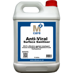 M2 Anti Viral Surface Sanitiser 5 Ltr