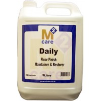 M2 Daily - 5Ltr Floor Finish, Maintainer & Restorer