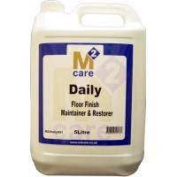 M2 Daily - 5Ltr Floor Finish, Maintainer & Restorer