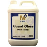 M2 Guard Gloss 5L - Emulsion Floor Seal